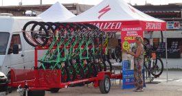 Rent a bike in guardamar market