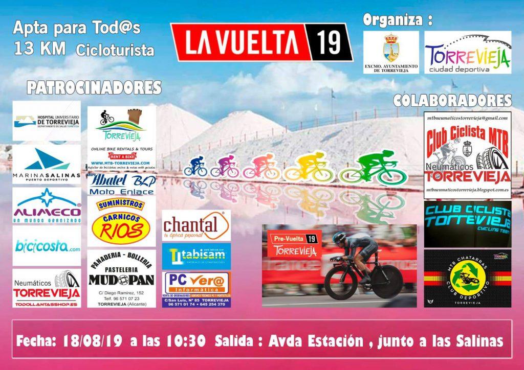La Vuelta 2019 Torrevieja Alicante