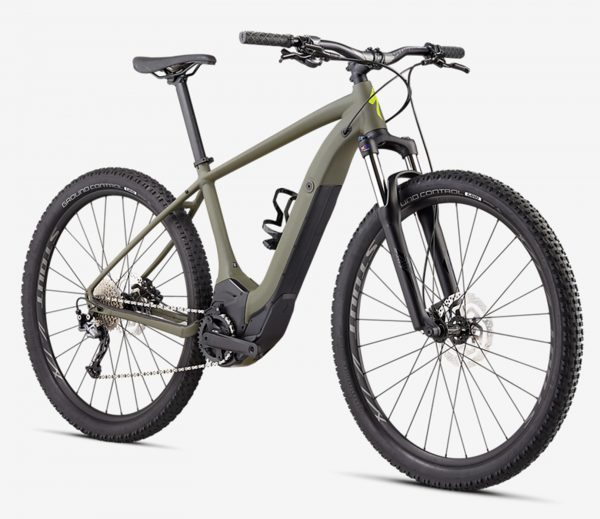 Rent a Specialized turbo levo hardtail e-bike in torrevieja Alicante Murcia Online bike rental