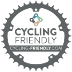 Oficial cycling friendly logo